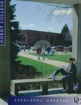 Dordt College 2000-2001 Catalog by Dordt College. Registrar's Office