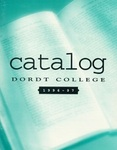 Dordt College 1996-97 Catalog by Dordt College. Registrar's Office