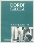 Dordt College 1992-93 Catalog