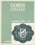 Dordt College 1991-92 Catalog