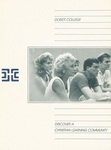 Dordt College 1988-89 Catalog by Dordt College. Registrar's Office