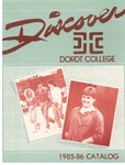 Dordt College 1985-86 Catalog