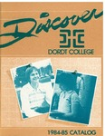 Dordt College 1984-85 Catalog