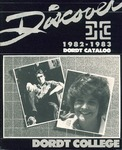 Dordt College 1982-1983 Catalog