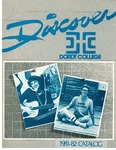 Dordt College 1981-82 Catalog
