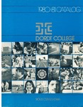 Dordt College 1980-81 Catalog