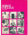 Dordt College 1973-1974 Catalog