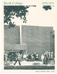 Dordt College 1972-1973 Catalog