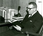 President B. J. Haan by Dordt University