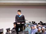 Dordt College Commencement Ceremony, May 8, 2015 by Dordt College and Aaron Baart