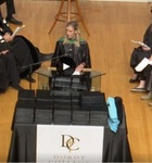 Dordt College Commencement Ceremony, May 10, 2019 by Dordt College and Tara Boer
