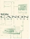The Canon, 1993-94