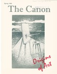 The Canon, Spring 1996 by Dordt College