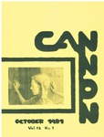 The Canon, October 1987