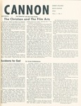 The Canon, [1970-71]: Volume 1, Number 4