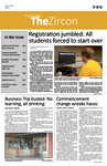 The Zircon, April 10, 2014 [Spoof Issue] by Dordt College