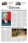 The Zircon, November 15, 2012 [Spoof Issue]
