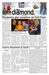 The Diamond, October 29, 2009 by Dordt College