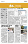 The Zircon, November 13, 2014 [Spoof Issue] by Dordt College