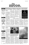 The Zircon, April 30, 2009 [Spoof Issue] by Dordt College