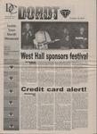 The Diamond, October 18, 2001