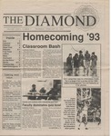The Diamond, February 25, 1993
