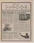 The Zircon, December 5, 1991 [Spoof Issue]