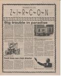 The Zircon, December 5, 1991 [Spoof Issue]