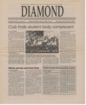 The Diamond, November 1, 1990