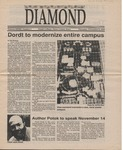 The Diamond, November 9, 1989