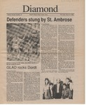 The Diamond, March 9, 1989