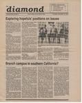 The Diamond, November 19, 1987