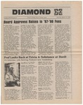 The Diamond, March 16, 1987