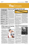 The Zircon, April 2, 2015 [Spoof Issue] by Dordt College