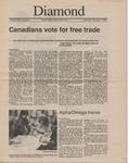 The Diamond, December 1, 1988