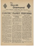 The Diamond, October 21, 1957 by Dordt College