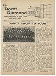 The Diamond, March 28, 1958 by Dordt College