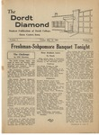 The Diamond, May 16, 1958 by Dordt College
