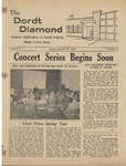 The Diamond, October 17, 1958