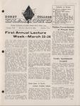 The Diamond, March 15, 1965
