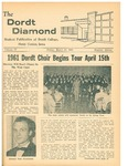 The Diamond, March 31, 1961