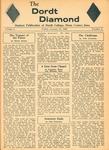 The Diamond, January 31, 1958