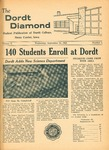 The Diamond, September 10, 1958 by Dordt College
