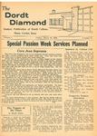 The Diamond, March 14, 1958