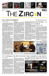 The Zircon, November 15, 2016 [Spoof Issue] by Dordt College