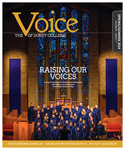 The Voice, Spring/Summer 2014: Volume 59, Issue 3 by Dordt College. Office of College Advancement