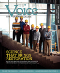The Voice, Winter/Spring 2014: Volume 59, Issue 2