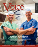 The Voice, Fall 2014: Volume 60, Issue 1
