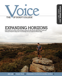The Voice, Winter/Spring 2013: Volume 58, Issue 2