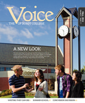 The Voice, Fall 2011: Volume 57, Issue 1